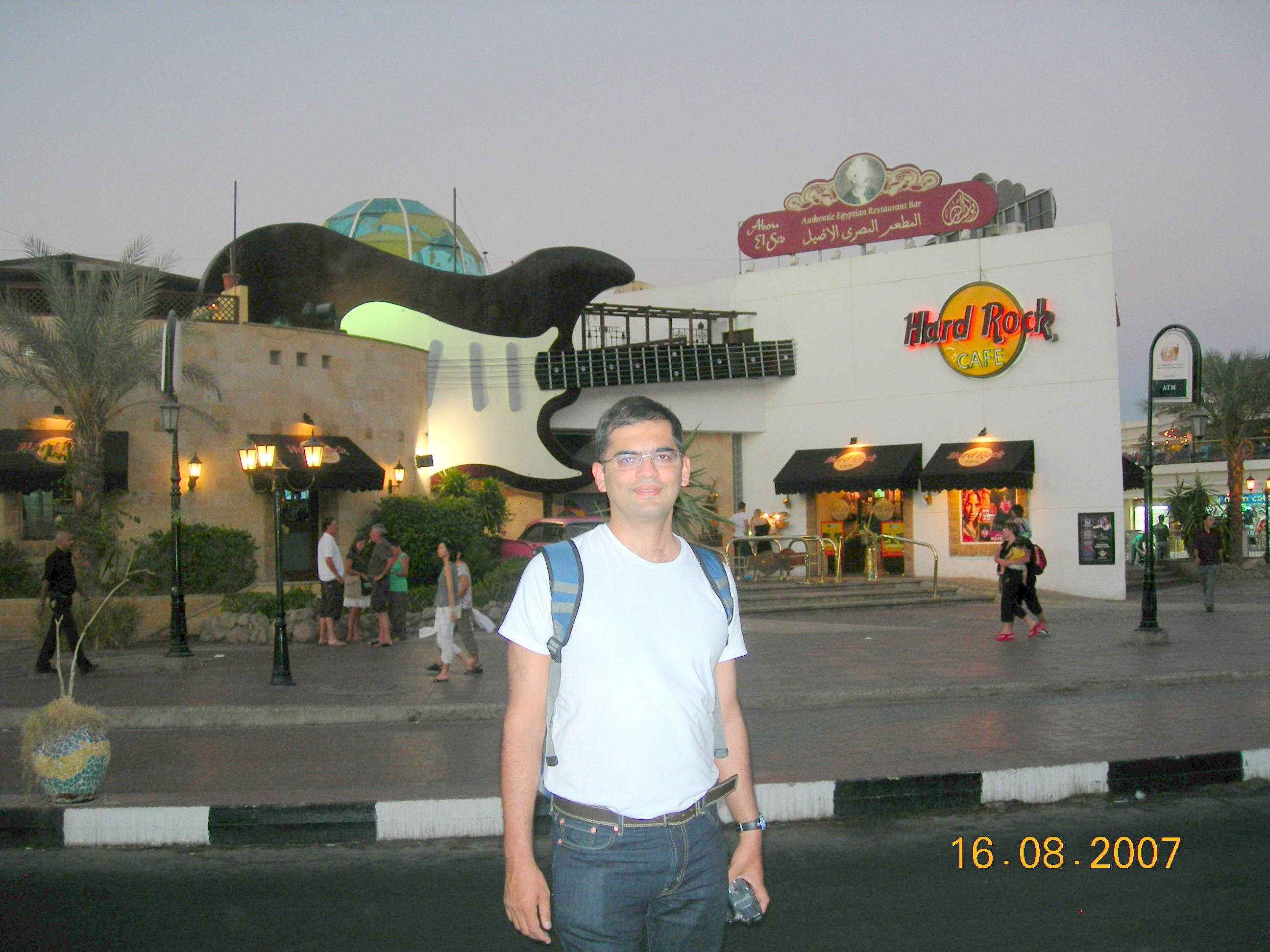 Hard Rock Cafe Cairo Egypt Closed